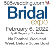 Rochester Bridal Expo, January 12, 2020
