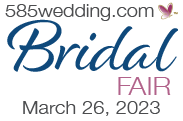 Rochester Bridal Fair, March 1, 2020