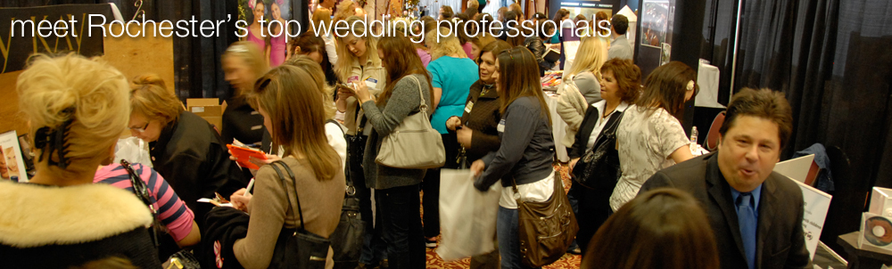 Meet Rochester, NY's top wedding professionals